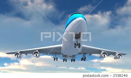 airplane 2538246