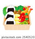 午餐盒(4) 2540520