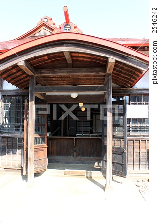 Old Post Office Wooden 2546242