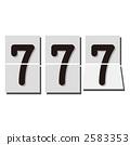 777, lucky, seventh 2583353