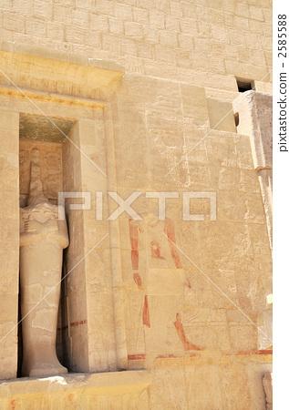 Queen Hatshepsut funeral Osirisu god 2585588