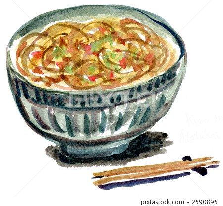 Make a taste of Kishimen miso. 2590895