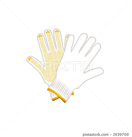 Gloves illustration 2639709