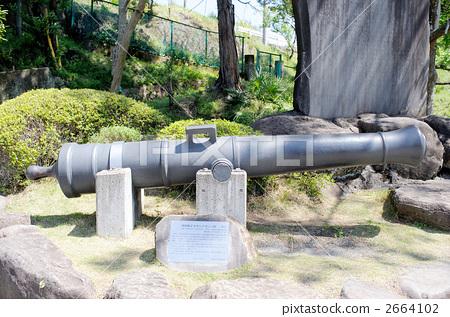 24 pound cannon gun 2664102