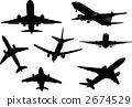 飞行剪影图 2674529