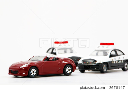Sports cars and police cars [Minicars] 2676147