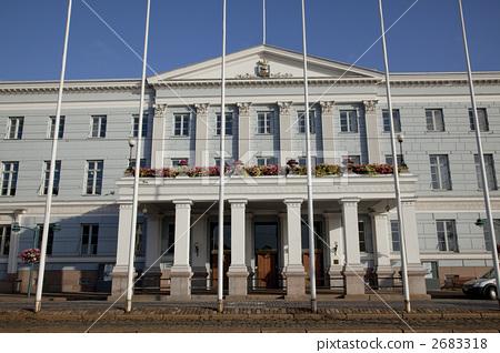City Hall in Helsinki 2683318