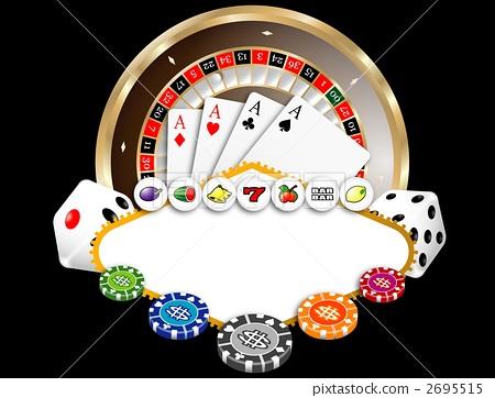 赌场图像空白版 2695515