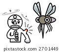 昆虫叮咬 2701449