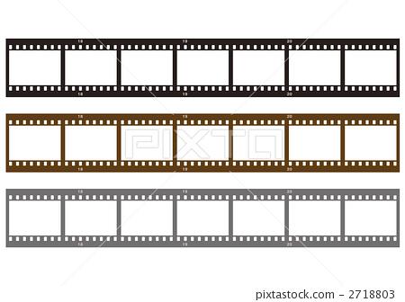 电影 胶卷 影片 2718803