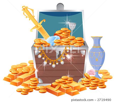 Treasure Chest 2719490