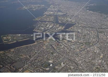Nishinomiya Aerial 2721250