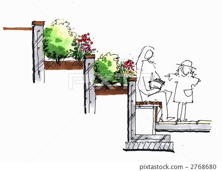 Image sketch cross section diagram marker stock illustration image sketch cross section diagram marker 2768680 ccuart Images