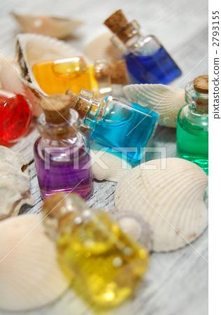 Colorful color bottle 2793155