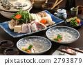 河豚 河豚魚生魚片 煮河豚 2793879