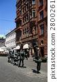 스웨덴 말뫼 시청 앞 광장 악 동상 2800261