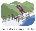 Clean energy 02 (hydroelectric power generation) 2830340