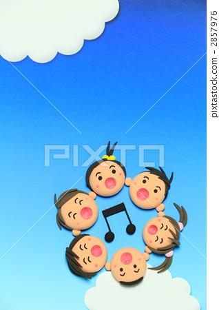 孩子們唱歌 2857976