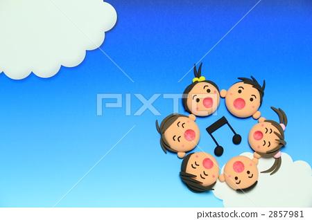 Children singing 2857981