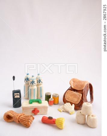Disaster-prevention goods for homemade paper 2867925