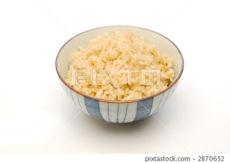 Brown rice rice 2870652