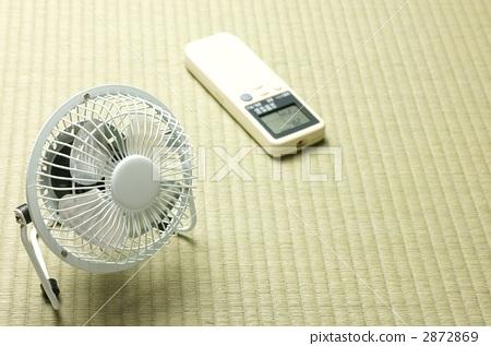Fan air conditioner remote control tatami 2872869