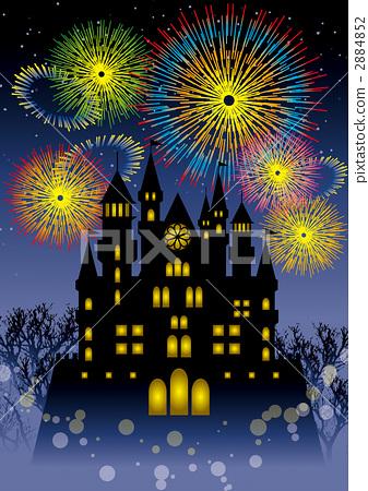 fireworks 2884852