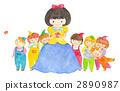 Snow White and Seven Dwarfs 2890987