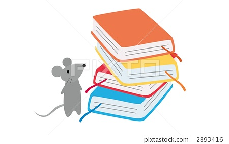 Books and Mice 2893416