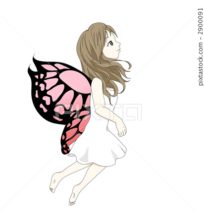 fairy, girl, young girl 2900091