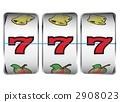 Slot reel 2908023