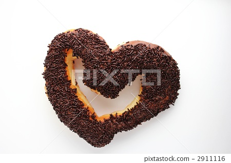 Heart's donut 2911116