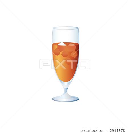 Ice tea illustration 2911878