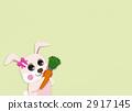 동물, 토끼, CG 2917145
