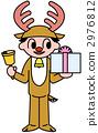 驯鹿 服饰角色 男性 2976812