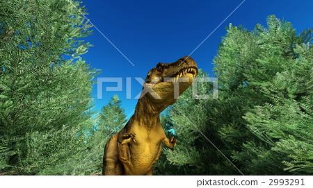 잡목림, 파충류, 멸종 2993291