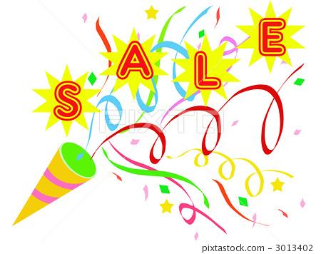 sale, party popper, bargain 3013402