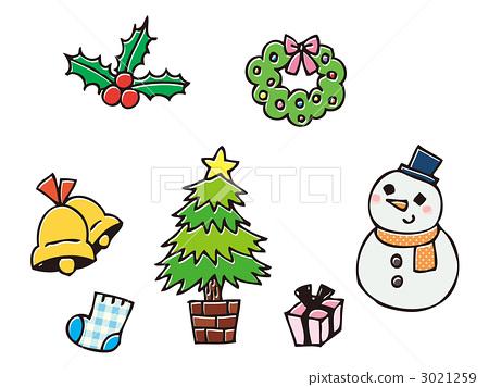 크리스마스 3021259