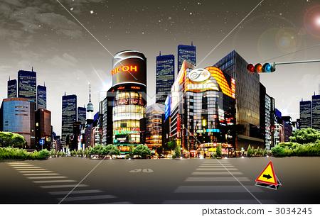 Landscape of the city center 1048098_ksh 3034245