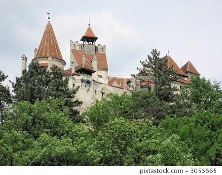 """""""Brah Castle"""" of """"Brasov"""" (Romania) 3056665"""