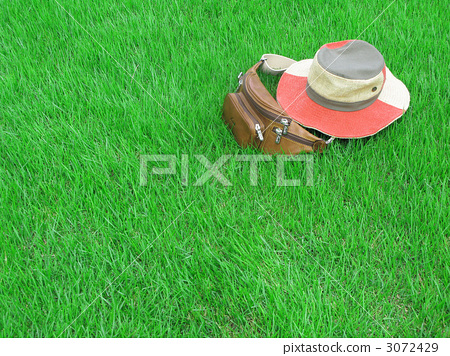 Hat and bag 3072429