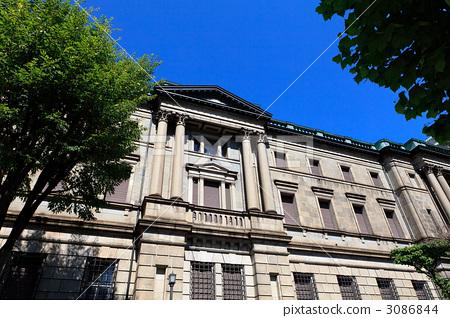 Bank of Japan head office 3086844