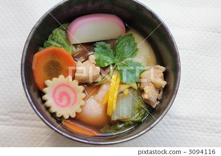 Stock photo zoni japanese food japanese cuisine stock images stock photo zoni japanese food japanese cuisine forumfinder Images