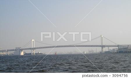 rainbow bridge, bridge, bridges 3094756