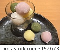snack, wagashi, japanese confectionery 3157673