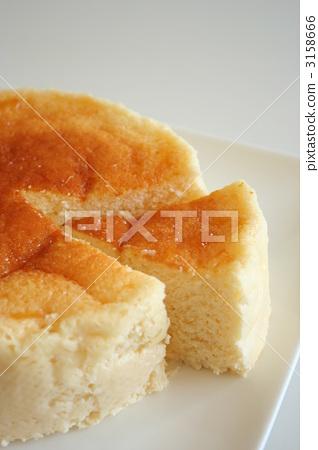 Souffle cheesecake 3158666