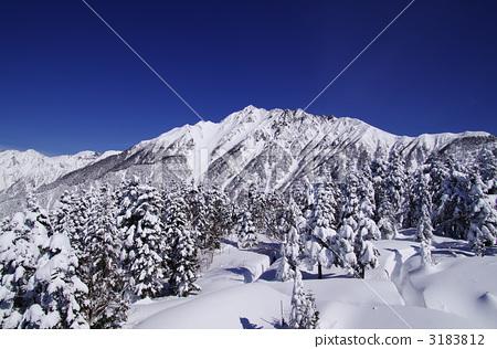 Nishi Hodakadake winter 3183812