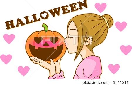 Halloween illustration 3195017