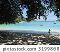 沙灘 塞舌爾 非洲 3199868
