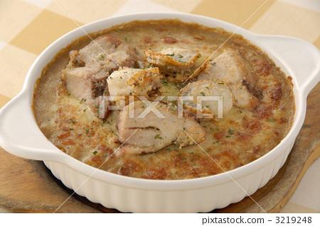 Chicken and Scallop Doria 3219248